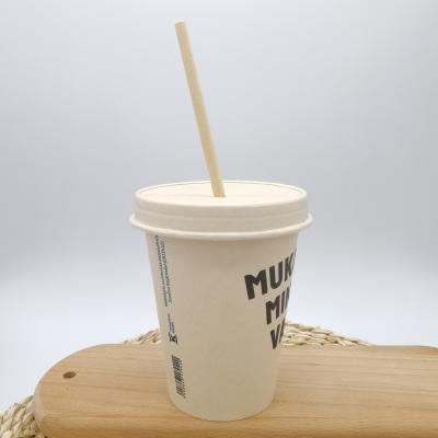 Ecofiendly and compostable paper cups and lids