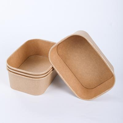 biodegradable Eco friendly ice cream paper bowl